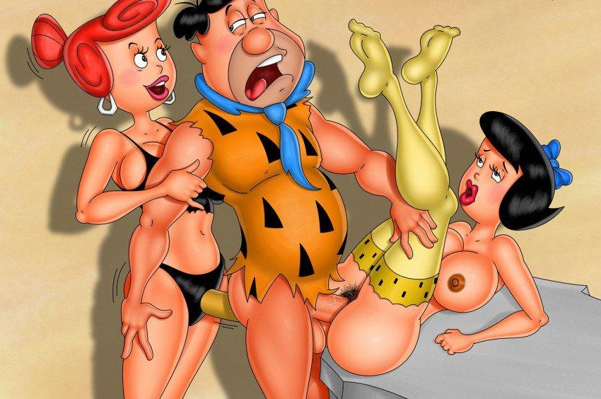 Wilma flintstone naked