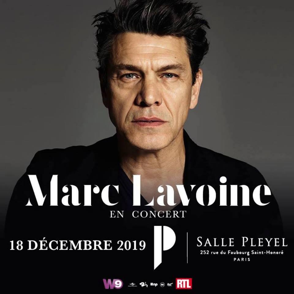 RT @Fimalac_ent: RDV le 18/12/2019 à la @sallepleyel pour un concert exceptionnel de Marc Lavoine ! A ne pas rater ! Réservations  https:/…