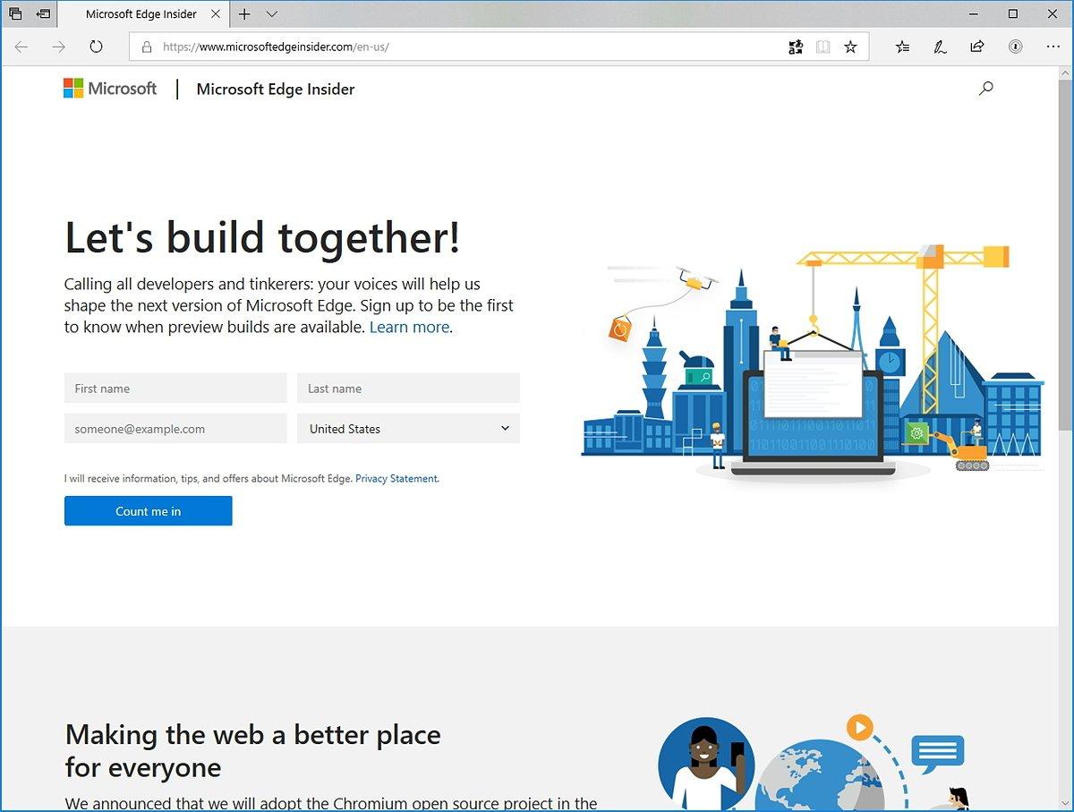 窓の杜's photo on Microsoft Edge