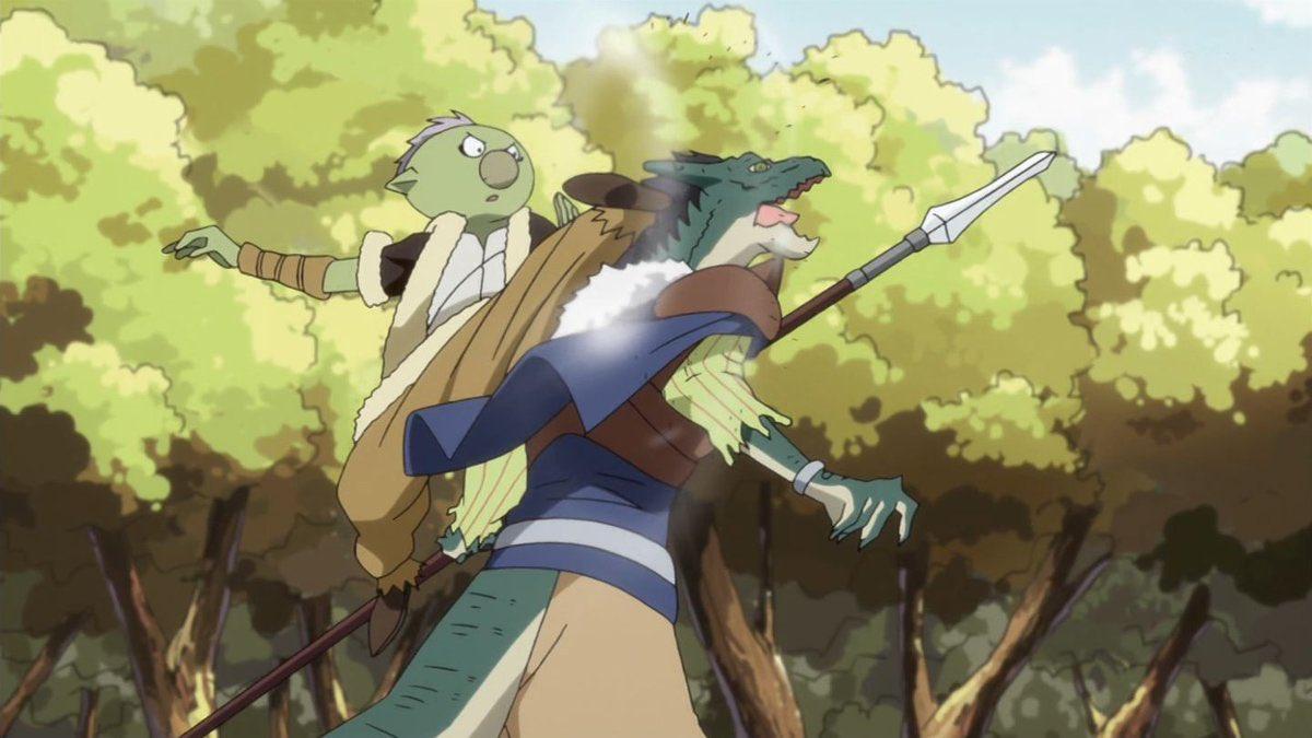 アニメ『転生したらスライムだった件』11話の感想 - Togetter