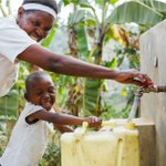 Image for the Tweet beginning: Access to #water and #sanitation