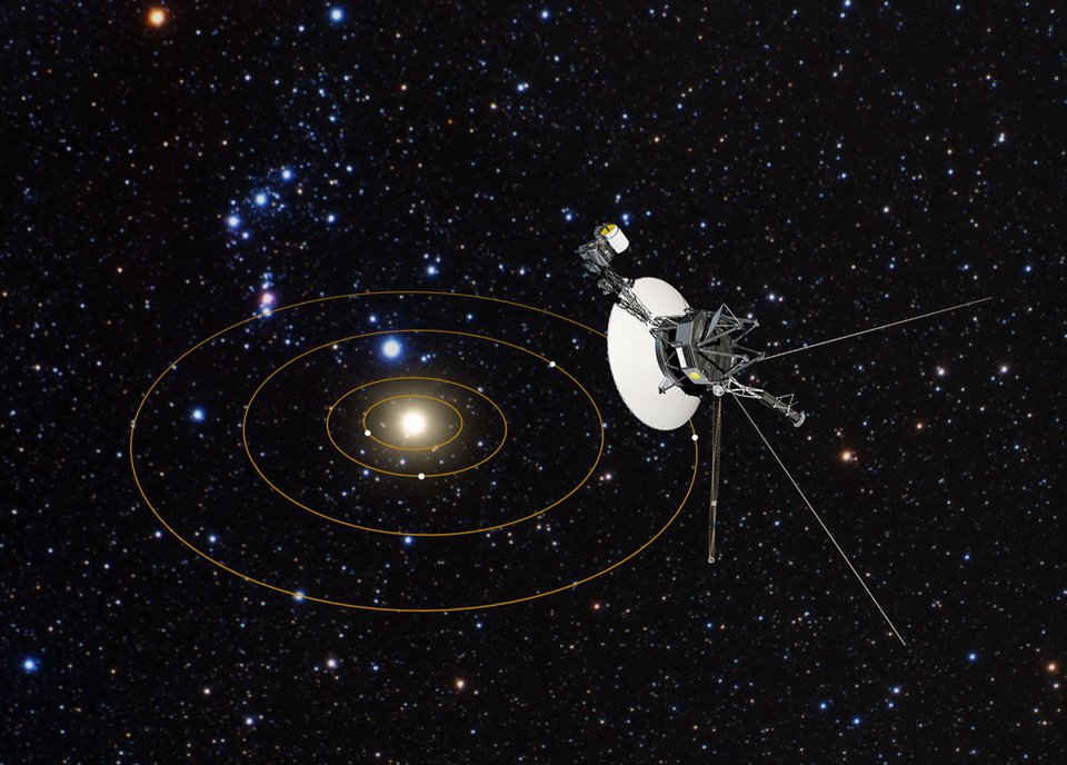 With NASA's Voyager 2 space probe now in interstellar space, it's the 2nd time in history that a human-made object has reached the space between the stars https://t.co/Ci5KhYiuGg