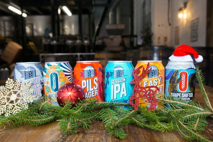 Image for Our #Christmas mix 6 packs are the perfect #stockingfiller with a range of Fourpure brews in our flagship & adventure range ???? https://t.co/Hn7CC1euZG https://t.co/Vty6aGLKQz