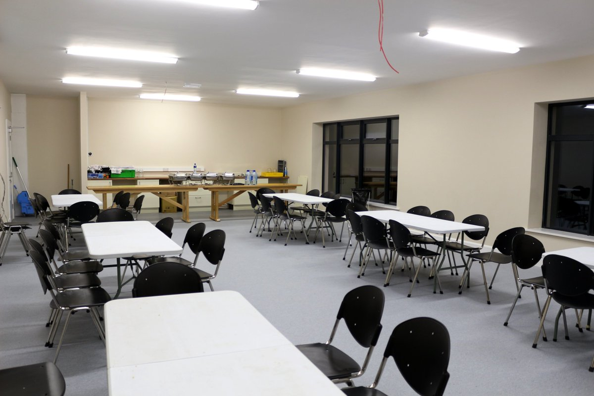 test Twitter Media - Gorey and @Ecorthydistgaa held their District meeting tonight in the new meeting room in @HaloTiles Wexford GAA Centre Of Excellence https://t.co/vlU1XXoimH