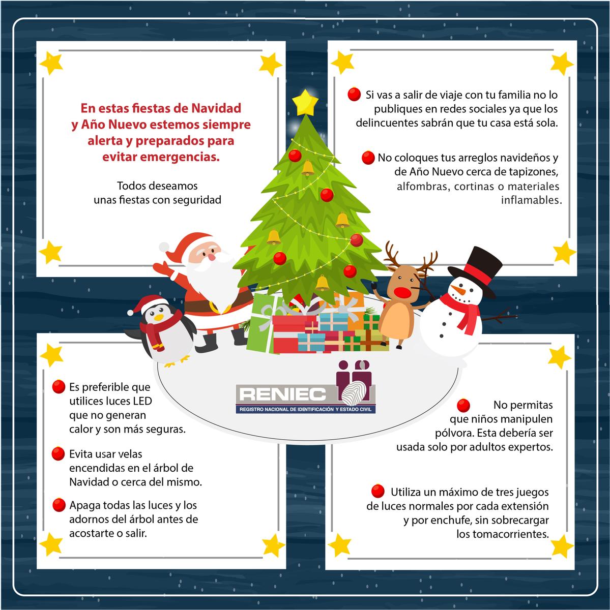 3a53ac0c489 Recuerda usar correctamente las luces y adornos navideños para evitar  accidentes… https   t.co Pg9aqhYaE5