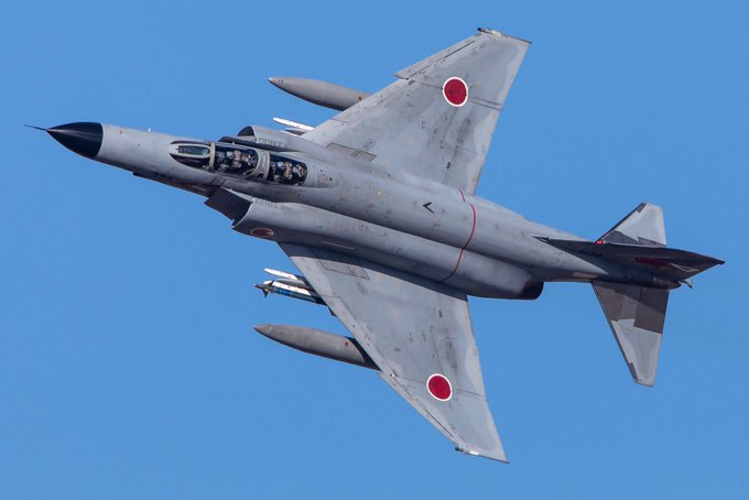 302SQ F-4EJ改#399 ① Before ⇨ ② After#428 ③ Before ⇨ ④ After今年