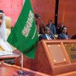 Image for the Tweet beginning: Saudi Arabia's King Salman accused