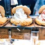 メロンパン屋さんのメロンパンのネーミングが最高すぎるのだが