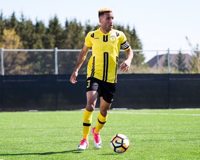 Rumour: Former Aurora FC L1O player Morey Doner linked with a move to York9 FC. Morey captained the team this past season & played primarily as a right back. • #canpl #york9fc #footballtransfers #football⚽ #league1ontario #aurorafc #cpltransfers #canadasoccer