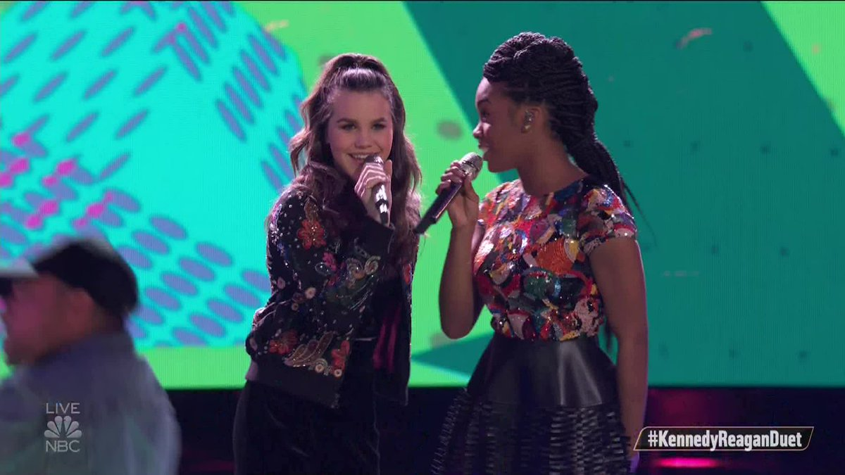 Mid-South teen @imreaganstrange  teams up for duet on @NBCTheVoice | #GoReaganGo | #wmc5 >>https://t.co/UV3ECpMSVB