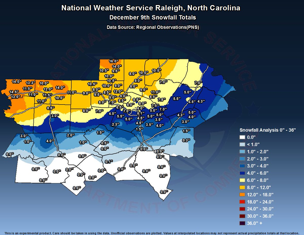 Nws Raleigh On Twitter You Can Find This Preliminary Map Of The - Raleigh-nc-on-us-map