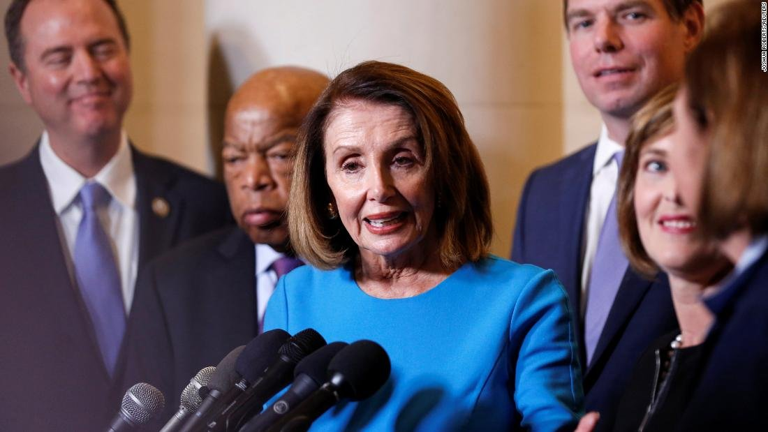 Nancy Pelosi is discussing term limits for party leaders with her House Democratic critics cnn.it/2RR5blM