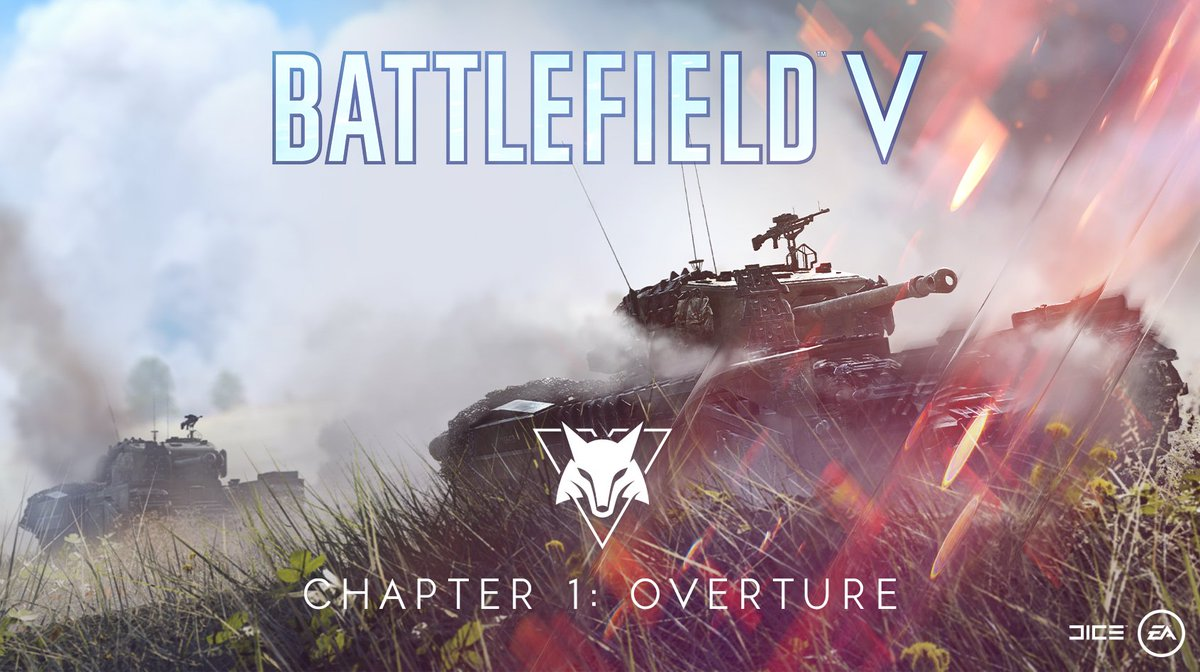 Speak softly and carry a big tank. Roll into the new Belgian map Panzerstorm in one of 17 heavy-duty war machines. Explore the latest updates in #Battlefield Tides of War Chapter 1: Overture now: https://xbx.lv/2rxDH8U