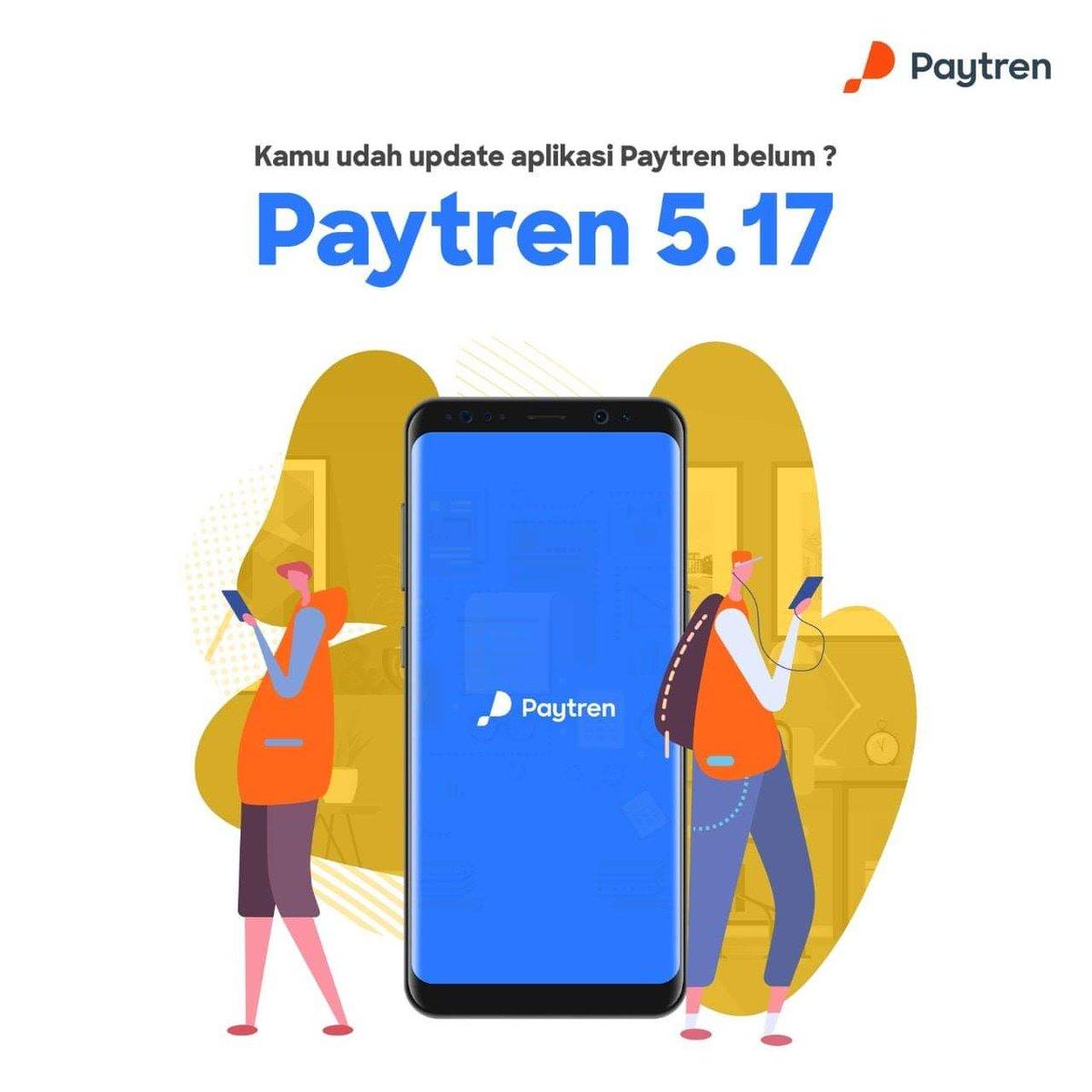 PayTreners, sudah update aplikasi PayTrenmu?  Yuk segera update ke aplikasi PayTren 5.17 di Play Store!  #PayTren517 #PayTrenEmoney #ConnectingYourLife #PokokNyaPAYTRENinAJA #PayTren pic.twitter.com/LWCsQ04ILd