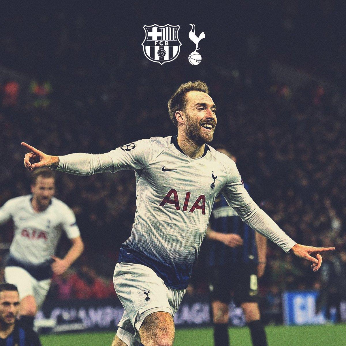 🇪🇸 MATCHDAY ⚽️  🆚 @FCBarcelona  🏟️ Camp Nou  🏆 @ChampionsLeague  ⏱️ 8pm (UK)   #COYS