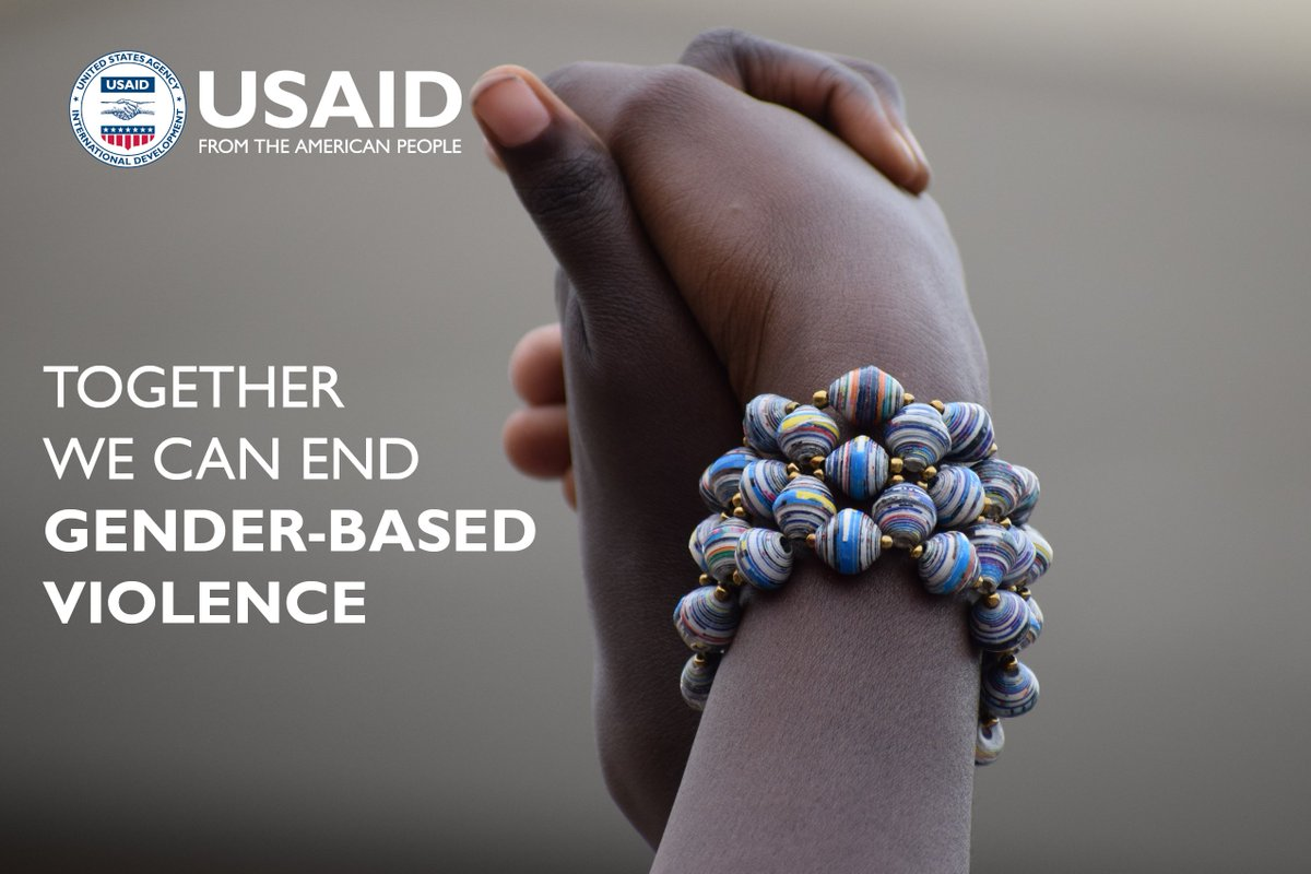 In over 80 countries, USAID works in partnership with civil society & national governments to close gender gaps.  We believe that gender equality & women's empowerment are at the core of development.     https://t.co/uisWU5Cz5p#USAIDTransforms#EndGBV#16Days