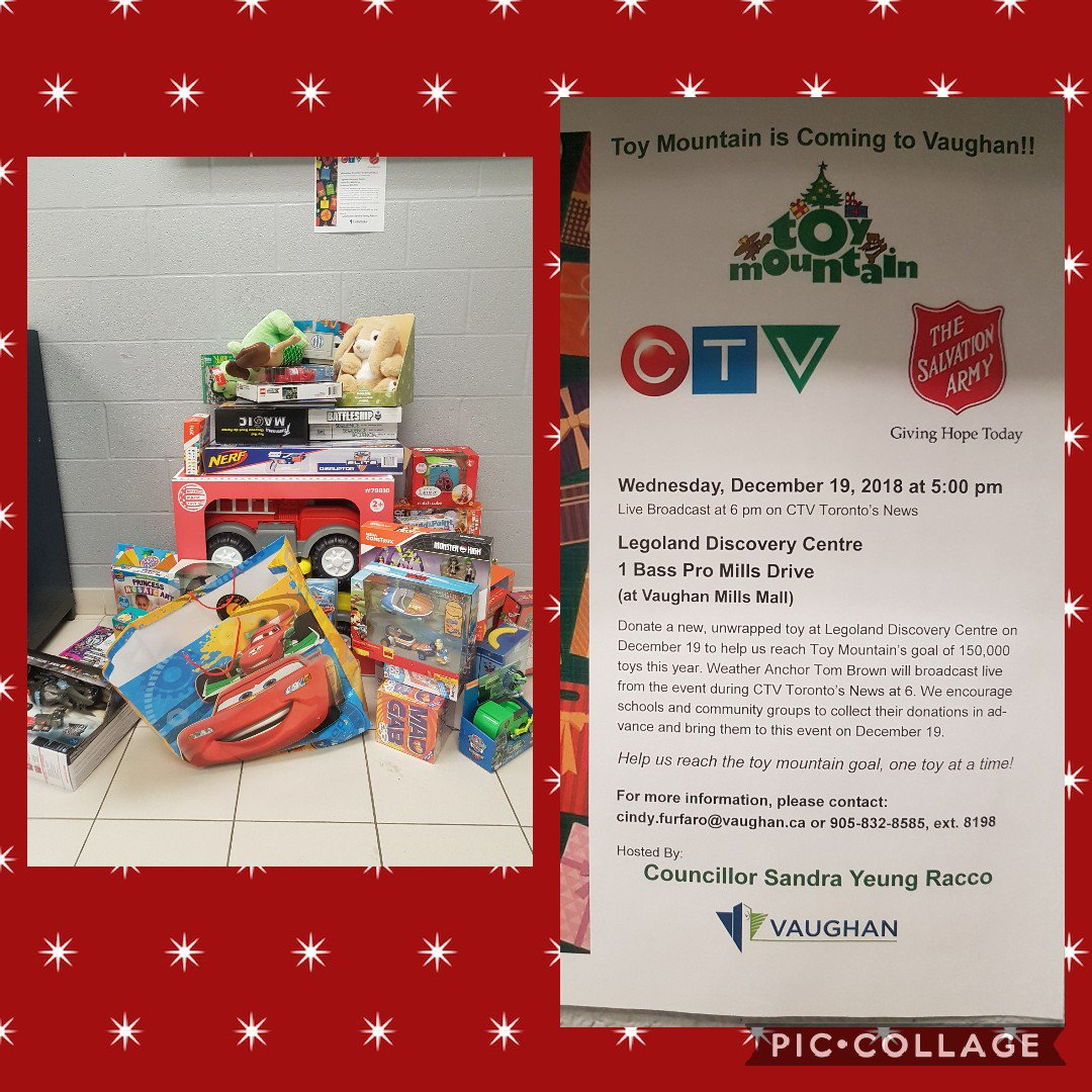RT @BPSgr5: Our Toy Mountain is growing...if possible, please donate any new unwrapped toys! @Bakersfield_PS https://t.co/5wcbUnCesO