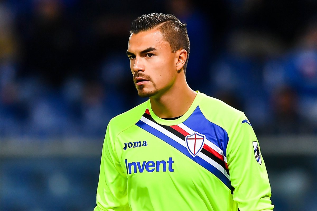 "CareerModeStars on Twitter: ""#FIFA19 Emil Audero @sampdoria_en, Italy  72->84 Position-GK Age-21 6'3"" The best U21 GK with 84 Potential, don't see  many people use him in game! He is very solid!… https://t.co/wOe9sksnq2"""