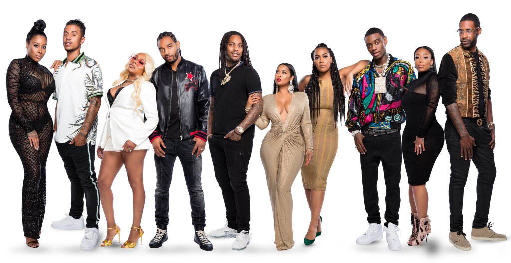 All the couples set to appear on WEtv's Marriage Bootcamp: Hip Hop Edition #LHHH #LHHNY #LHHATL #LHH