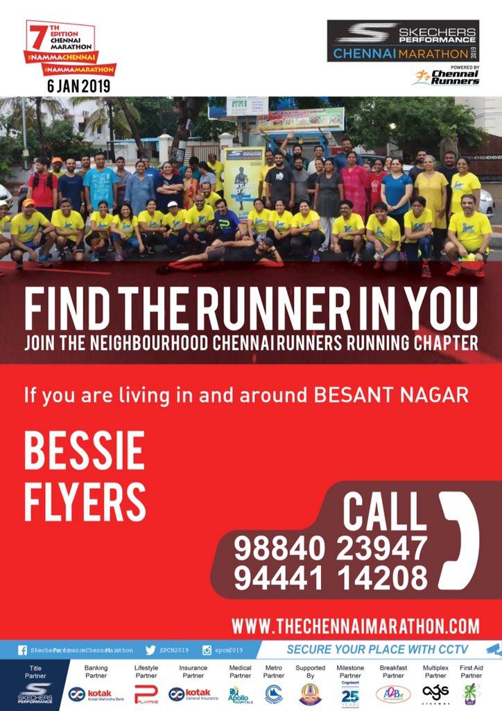 Skechers Performance Chennai Marathon on Twitter: