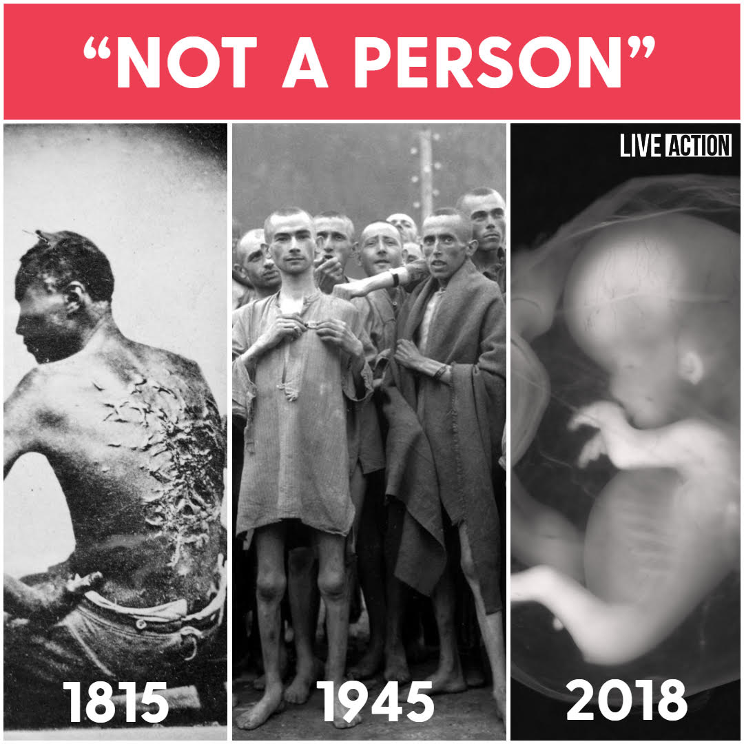 Image result for slavery, holocaust and abortion