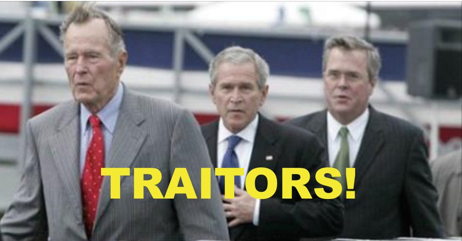 Chris Matthews knows #Bush41 fired Reagan appointees as soon as he was in office  Liberals love fake Establishment #GOP  -  #BushFuneral #MAGA #Trump #FoxNews #Gutfeld #TheFive #UFC231 #ChiefOfStaff #DeadlineWH #DallasCowboys #YR #DOOM25 #LindseyGraham #natgas #Outlander #OOTT