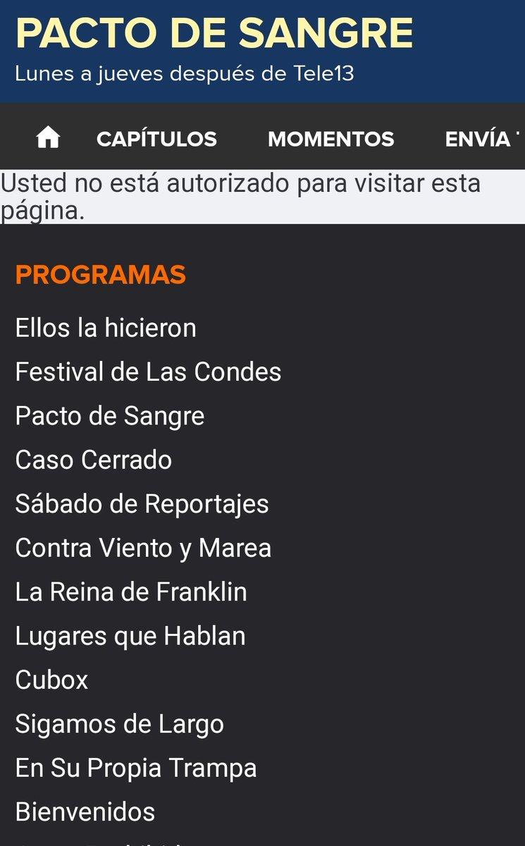 #PactoDeSangre Latest News Trends Updates Images - SoledadCampusan