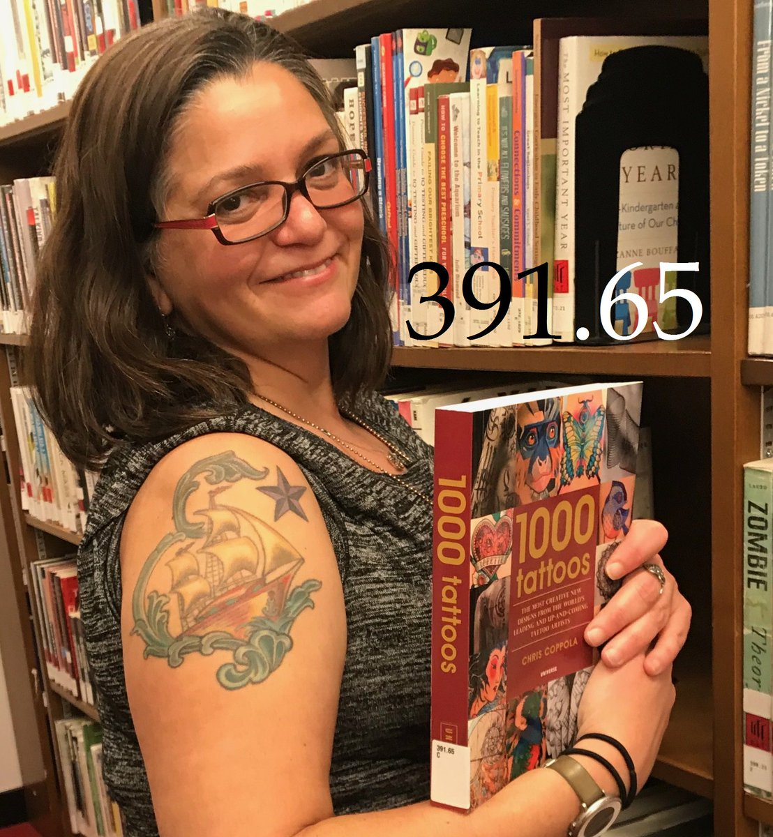 Stavros Niarchos Foundation Library Nypl On Twitter What S Your Number Melissa Likes 391 65 Body Art Tattoos Https T Co Oi7ifzjxtl Deweydecimalsystem Callnumbers Libraries Books Tattoos Bodyart Https T Co Zlt3t3rord