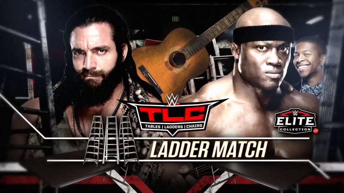Ladder Match Set For WWE TLC, Updated Card