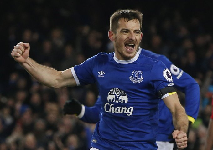 Happy Birthday Leighton Baines  410 PL Appearances  32 Goals  53 Assists