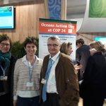Image for the Tweet beginning: La délégation #UBO était présente
