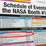 Image for the Tweet beginning: At AGU? Come check out