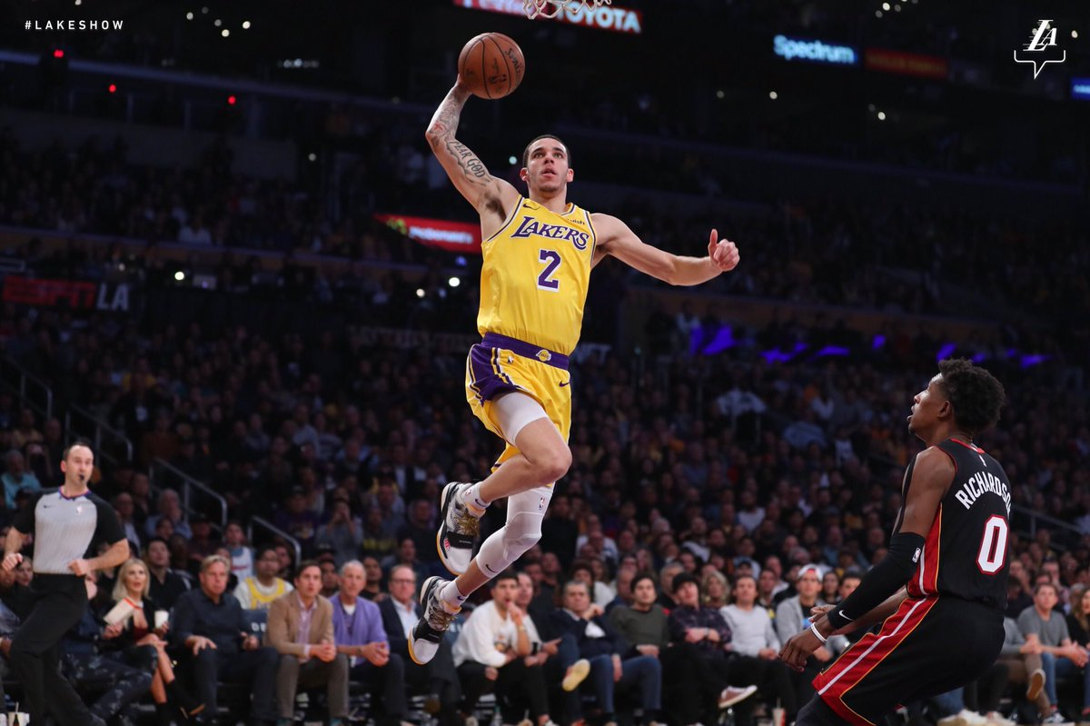 Lakers vs. Heat Recap: The good, the bad and the Ball