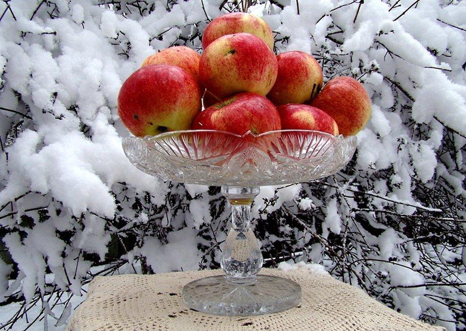 Самые новые и красивые картинки с добрым утром зимние