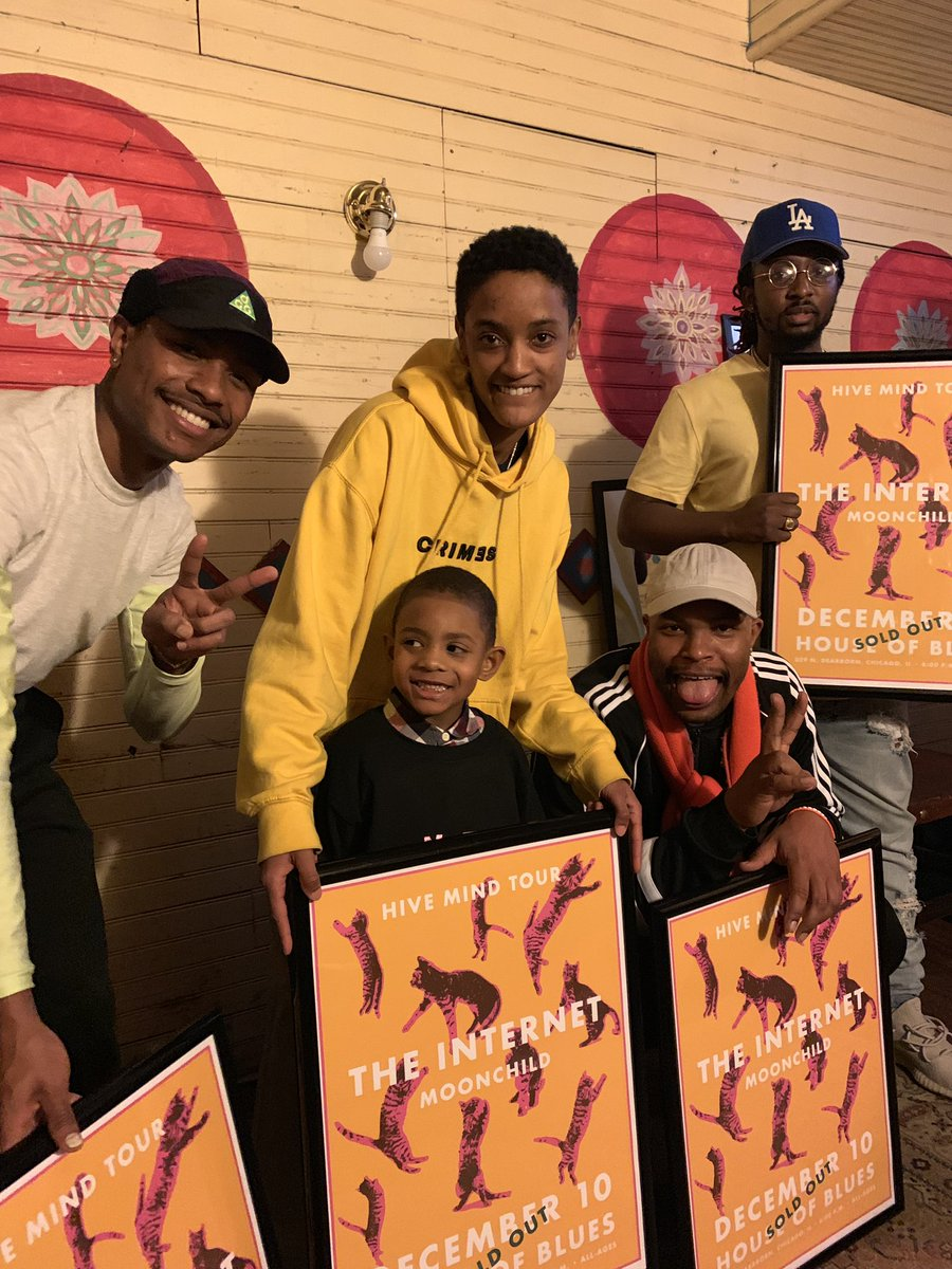 Thank you @intanetz for making Ethan's whole life! He's had a blast hanging out with you all tonight!