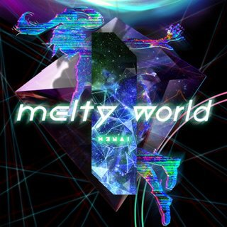 #yusakuplaying melty world by Kizuna AI (キズナアイ) - melty worl