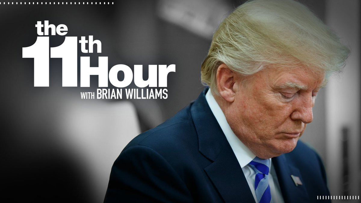 11th hour with brian williams twitter