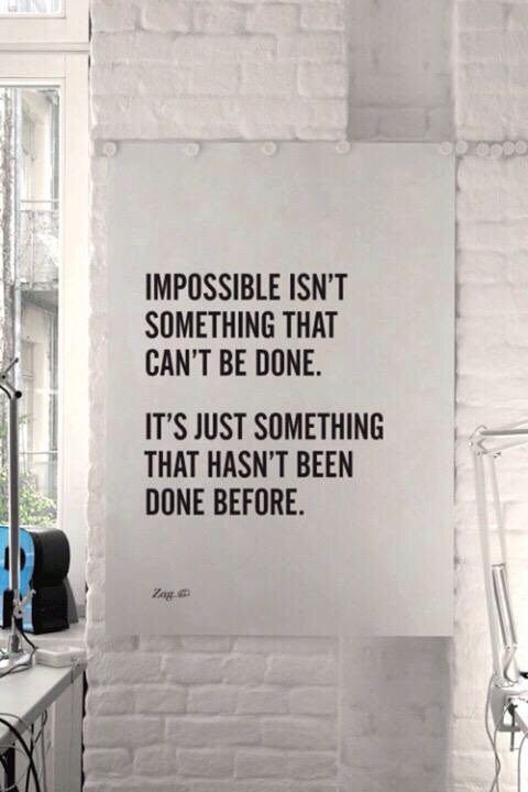 It always seems impossible until It's Done. #Quote @NelsonMandela #TuesdayThoughts