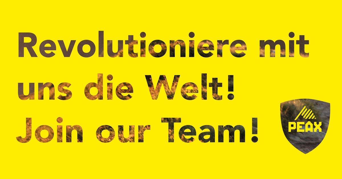 Verändere mit uns die Welt – werde Teil unseres Teams!   Mehr über unsere Jobs auf https://t.co/6aeuVHdg3f https://t.co/GsdhTe3CyE