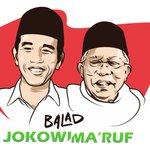 #baladjokowimaruf Twitter Photo