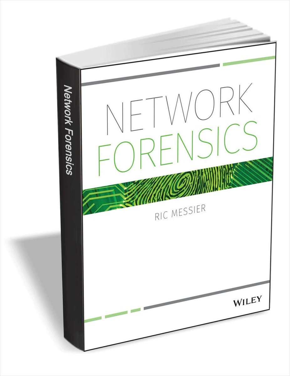 Network Forensics → Intensively hands-on training for real-world network forensics  https://t.co/5yRuBetyoM   Get your free eBook now