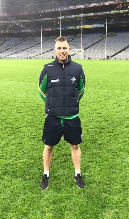 test Twitter Media - Louth C&Gs are delighted to have secured the services of @RocheEmmets Ciaran Sloan as our new Perfomance GDA for our Academy Squads. Ciarans CV includes Crossmaglen Rangers, Down Gaa, the International Rules team and his current role with Ulster Rugby.  Ciaran joins us in Jan '19 https://t.co/Vz82bFgxgv