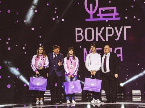 Первокурсница СГУ победила в конкурсе «Доброволец России» https://t.co/suDw4p2AqU https://t.co/xS2pfGBHaq