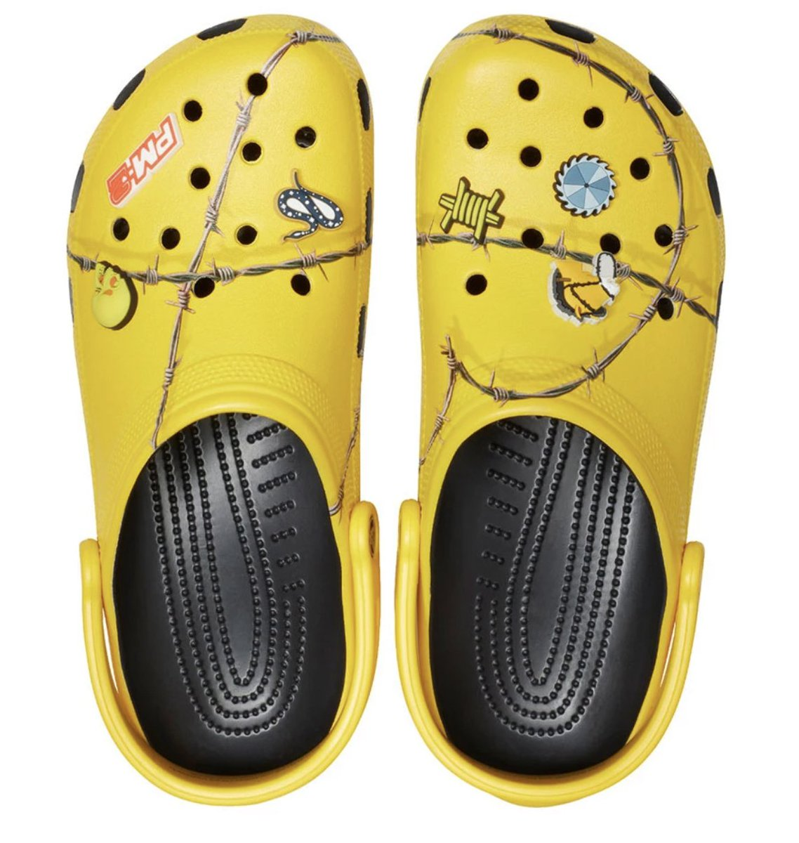 a318e33b92be Post Malone s second round of Crocs sold out in less than 10 minutes