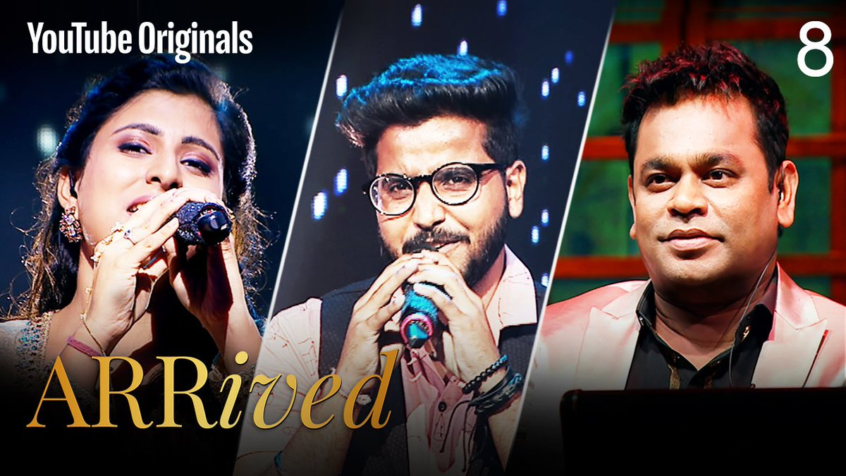 Witnessed some beautiful performances carried forward from the previous episode, along with @iamsrk ji and @aanandlrai ji.  #ARRivedSeries   If you're in India: https://t.co/ddr49vs2wc If you're outside India: https://t.co/w3kv9AgiHe  @MyQyuki #YouTubeOriginals @ZeroTheFilm2018