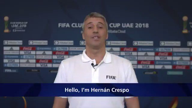 A message to @CARPoficial fans from none other than Hernan @Crespo 🙌  More on #ClubWC ticketing news for River fans 🔜🇦🇪 🎟️👉 https://fifa.to/e/JNKSEVjTyS