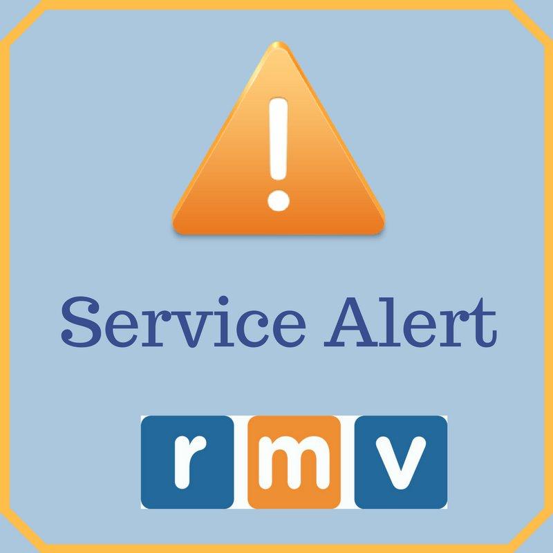 Massachusetts RMVVerified account