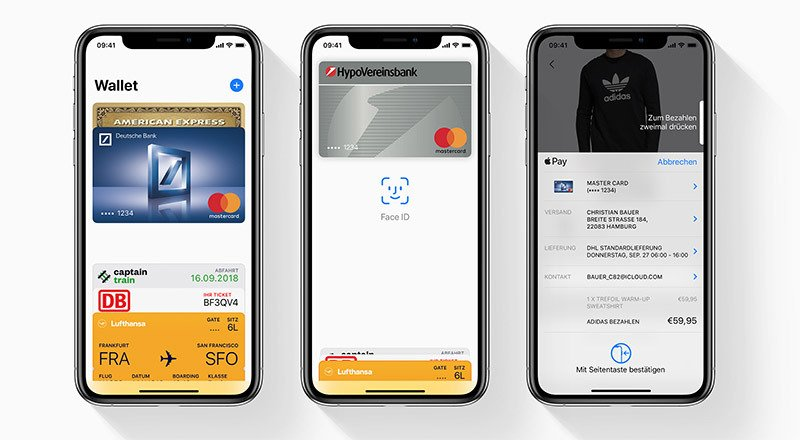 Apple Pay launches in Germany with support for 15 banks and services https://t.co/Y5jLE9OIdx $AAPL