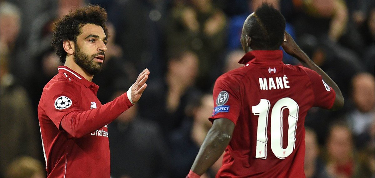 Liverpool have won seven and drawn two of their last nine #UCL games at Anfield. Theyre in tonights 9/1 acca. Back it here ⬇ blog.betway.com/football/champ…