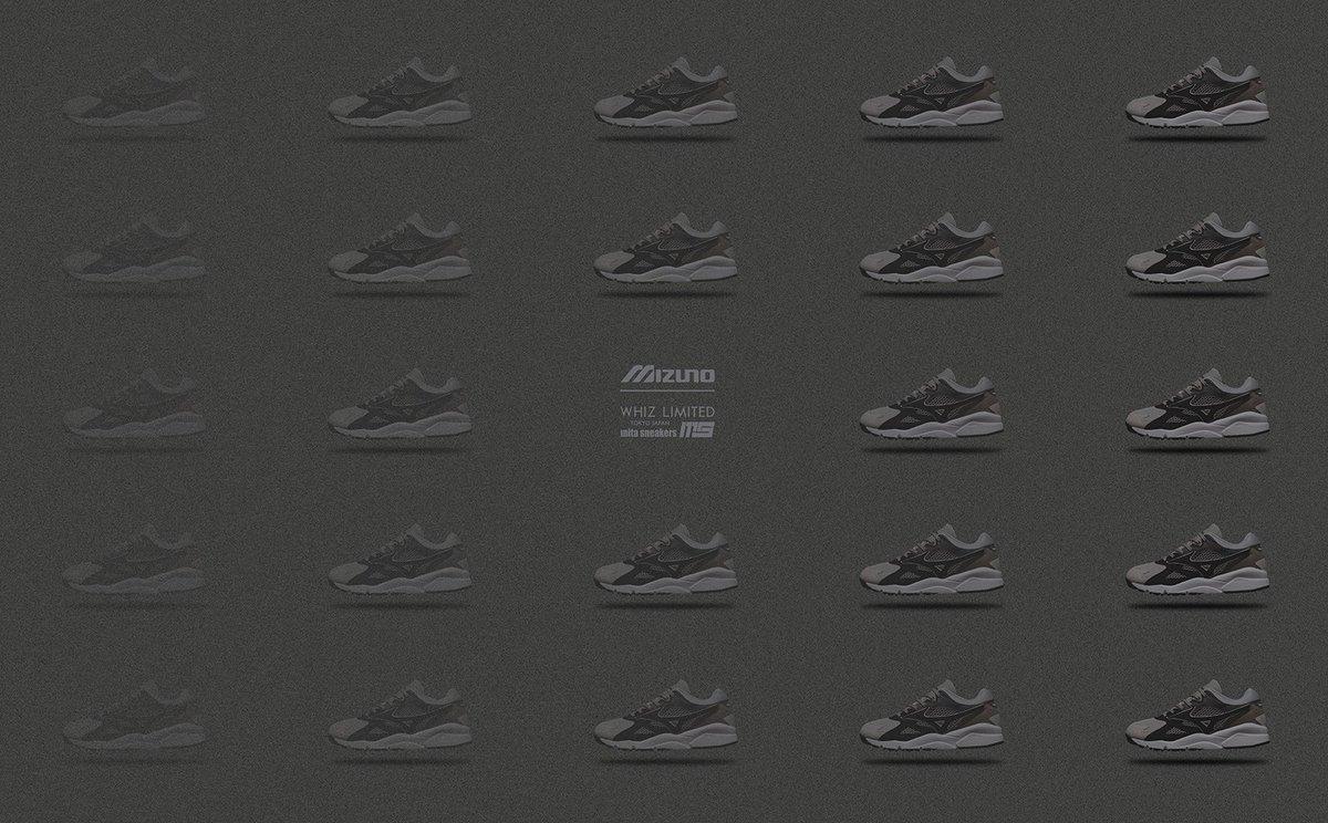 "83aded596020 MIZUNO SKY MEDAL ""GREYSCALE"" ""WHIZ LIMITED x mita sneakers"" @mitasneakers  @LUMPTOKYO @mizunoshop #fly_mag https://flymag.jp/news/2018121199820/ ..."